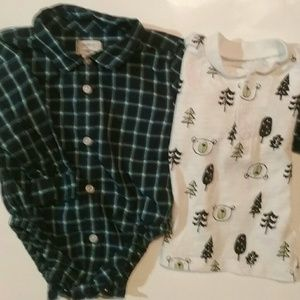 Toddler Boys Bundle of clothes 12/18  M PREOWNED